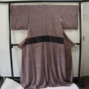 着物の胴接ぎ写真